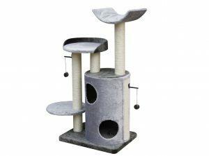 Kattenklim Chima anthraciet 60x45x120cm