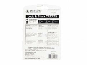Starmark Lock & Block Treats M Ø5x2,5cm