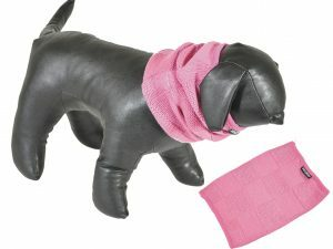 p2205  12835 sjaal roze 40cm 1