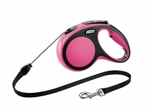 Flexi Comfort roze M (koord 5 m)