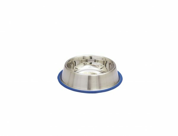 Eetbak inox antislip 15,5cm 0,25L