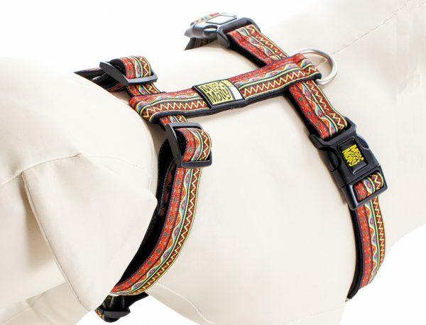 Harnas Ethnic Vibes L nek 46-77cm borst 71-98cm
