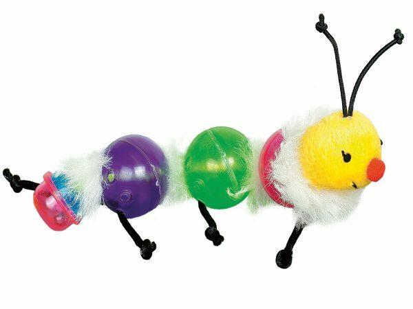 Speelgoed kat rups Circus 15cm