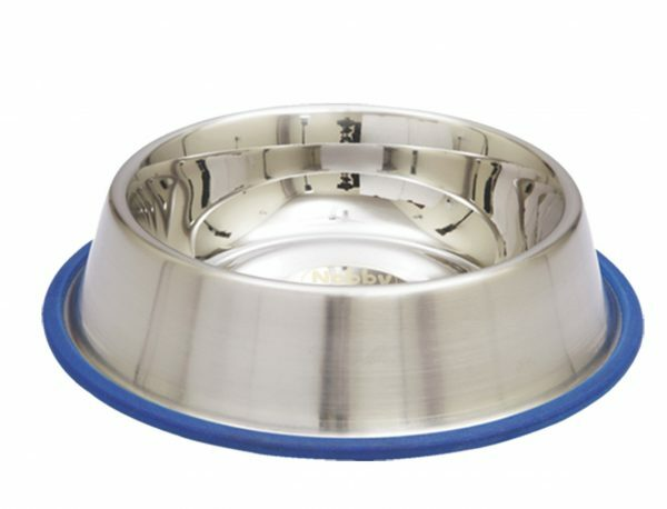 Eetbak inox antislip 33cm 2.80L