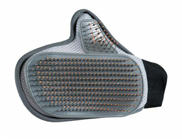 Handschoen met ijzeren pinnen 24cm