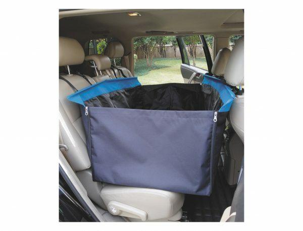 Autozetel bescherming 2 zetels 116x62x49cm