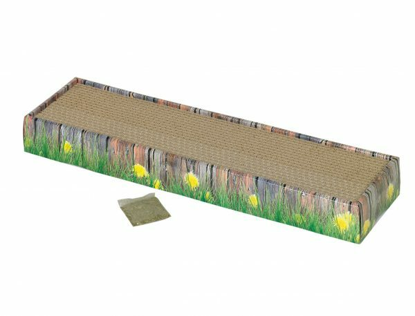 Krabstrook karton 48 x12,5x5cm S