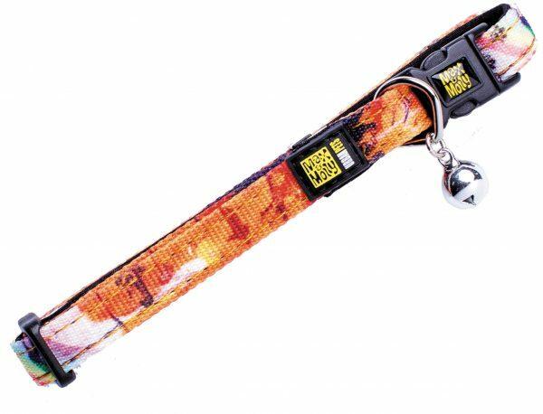 Halsband kat Rio 10mmx21-33cm