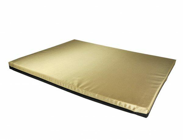 Matras All Season goud 100x70x5cm