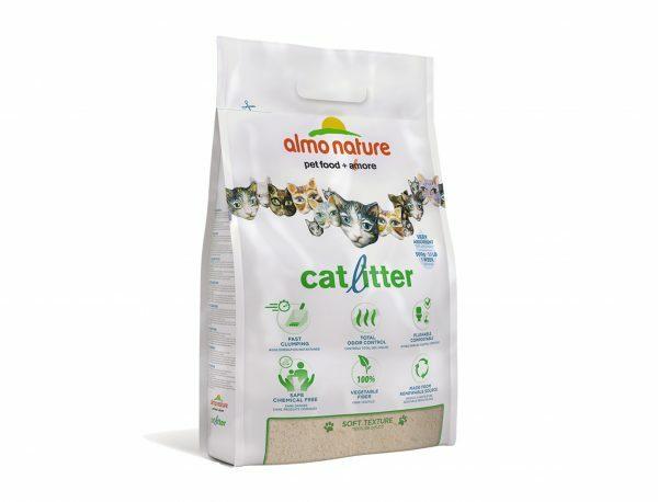 Cat Litter 4,54Kg Almo Nature