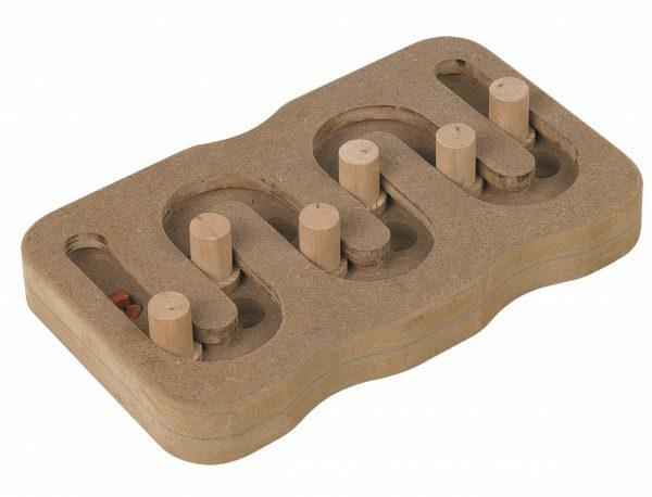 Speelgoed hond brainboard Snake 25x15cm