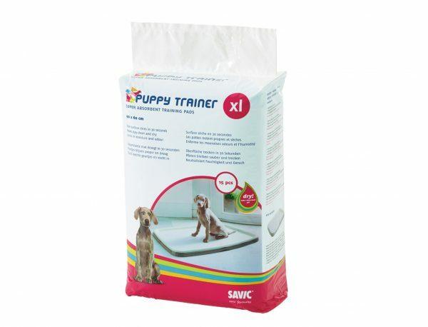 Puppy Trainer Pads XL 90 x 60 cm (15)