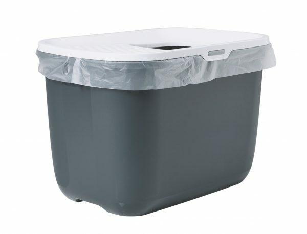 Toilethuis Hop In bluestone 58x39x40cm