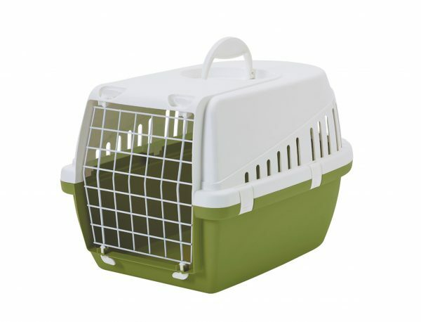 Transportbox Trotter Earth Green 49x33x30cm