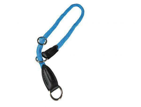 Wurger nylon rond lichtblauw 13mmx60cm