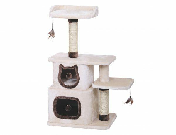 Kattenklim Agrio beige/bruin 60x45x110cm