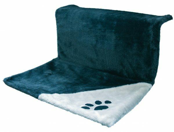 Hangmat grijs rechthoekig 46x29x23 cm