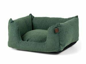 Hondenmand Snooze Botanical Green 60x50cm
