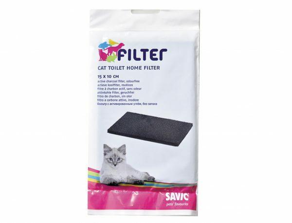 Filter voor toilethuis