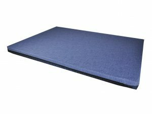 Matras All Season donkerblauw 120x80x5cm