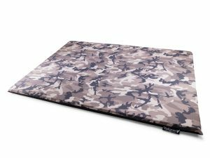 Matras Army grijs 120x80x5cm