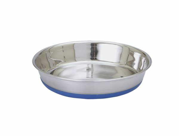 Eetbak inox antislip laag 12cm 0,25L