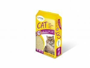 Cat Litter Original 5kg-9,5L
