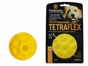 Starmark Treat Tetraflex Ø 10cm M