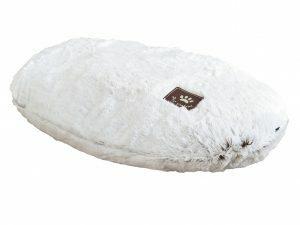 Kussen Snowhite wit 47x31cm