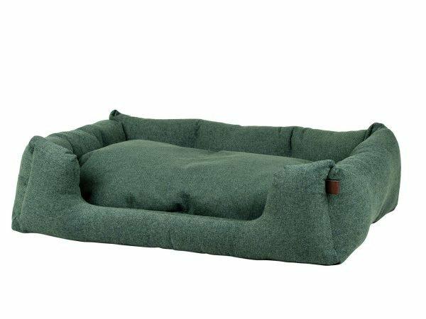 Hondenmand Snooze Botanical Green 110x80cm