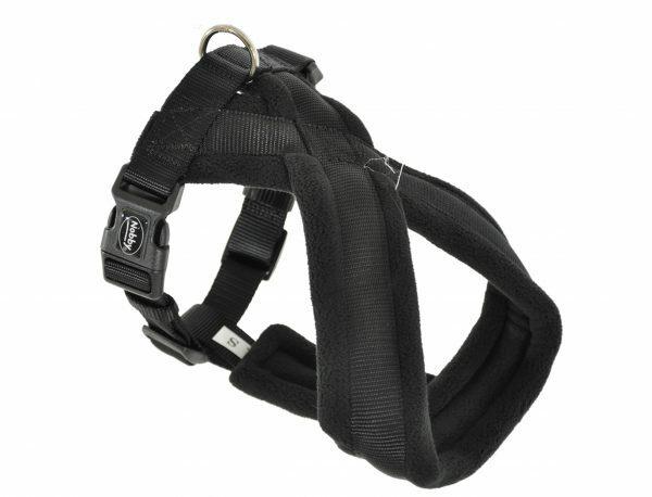 Harnas Classic Comfort zwart 25/50mmx35-50cm