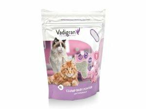 Cat litter Clump Babypowder 6 kg
