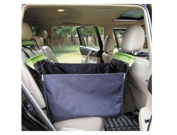 Autozetel bescherming 1 zetel 56x60x51cm