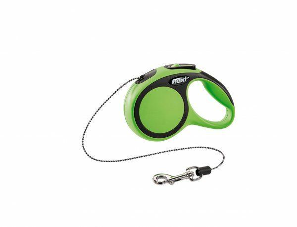 Flexi Comfort groen XS (koord 3 m)