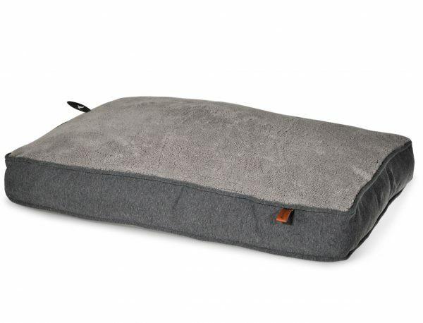 Matras Shady Grey grijs 75x55x10cm