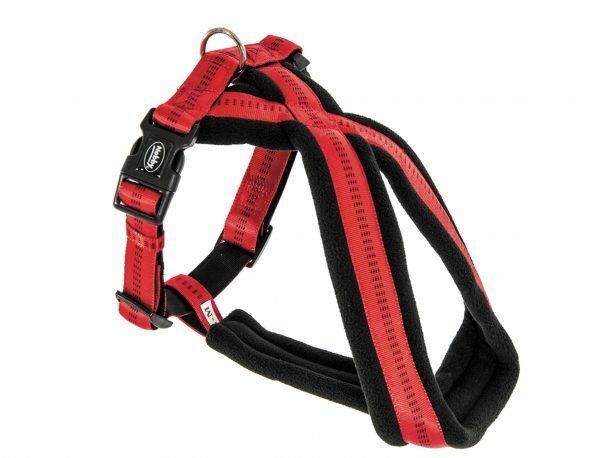 Harnas Soft Grip Comfort rood 25/50mmx70-100cm
