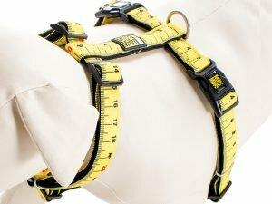 Harnas Ruler L nek 46-77cm borst 71-98cm