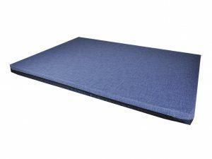Matras All Season donkerblauw 100x70x5cm