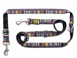 Politieleiband Barcode M 20mmx200cm