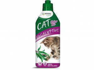 Cat litter OdorLit Eucalyptus 900g