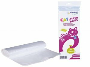 Zakjes L voor kattenbak 37-47x50-65cm (10)