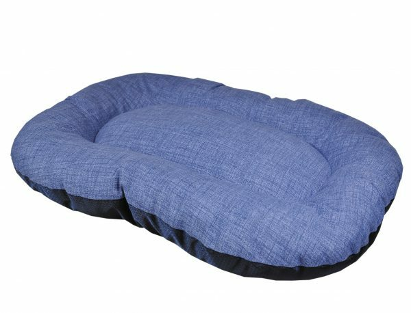 Kussen All Season donkerblauw 80x57cm
