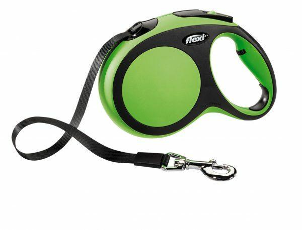 Flexi Comfort groen L (riem 5 m)
