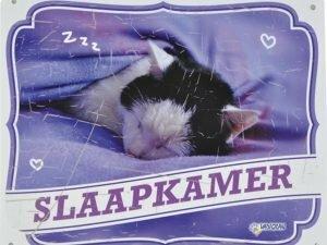 Waakbord kat Slaapkamer NL