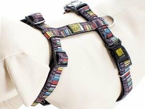 Harnas Barcode M nek 36-58cm borst 54-69cm