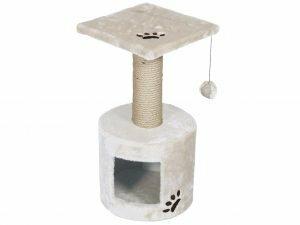 Kattenklim Bongo gebroken wit 30x30x59cm