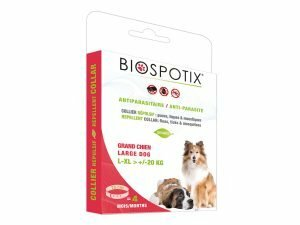 BIOSPOTIX hond antiparasitaire halsband L-XL >20kg
