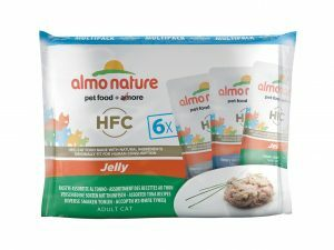 HFC Cats 55g MultiPack Jelly - tonjin recepten