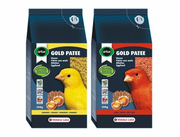 ORLUX Gold paté kanarie rood 1 kg