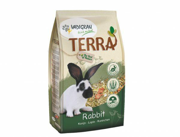 TERRA konijn 2,25 Kg